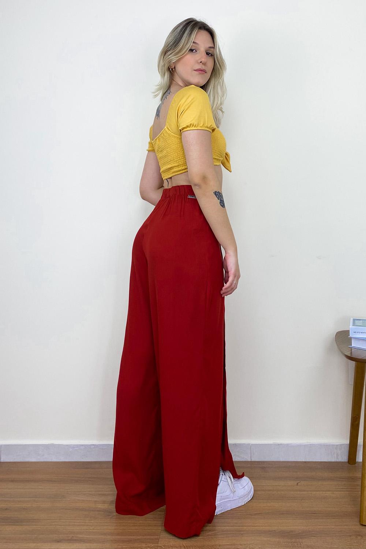Calça Pantalona Catarina