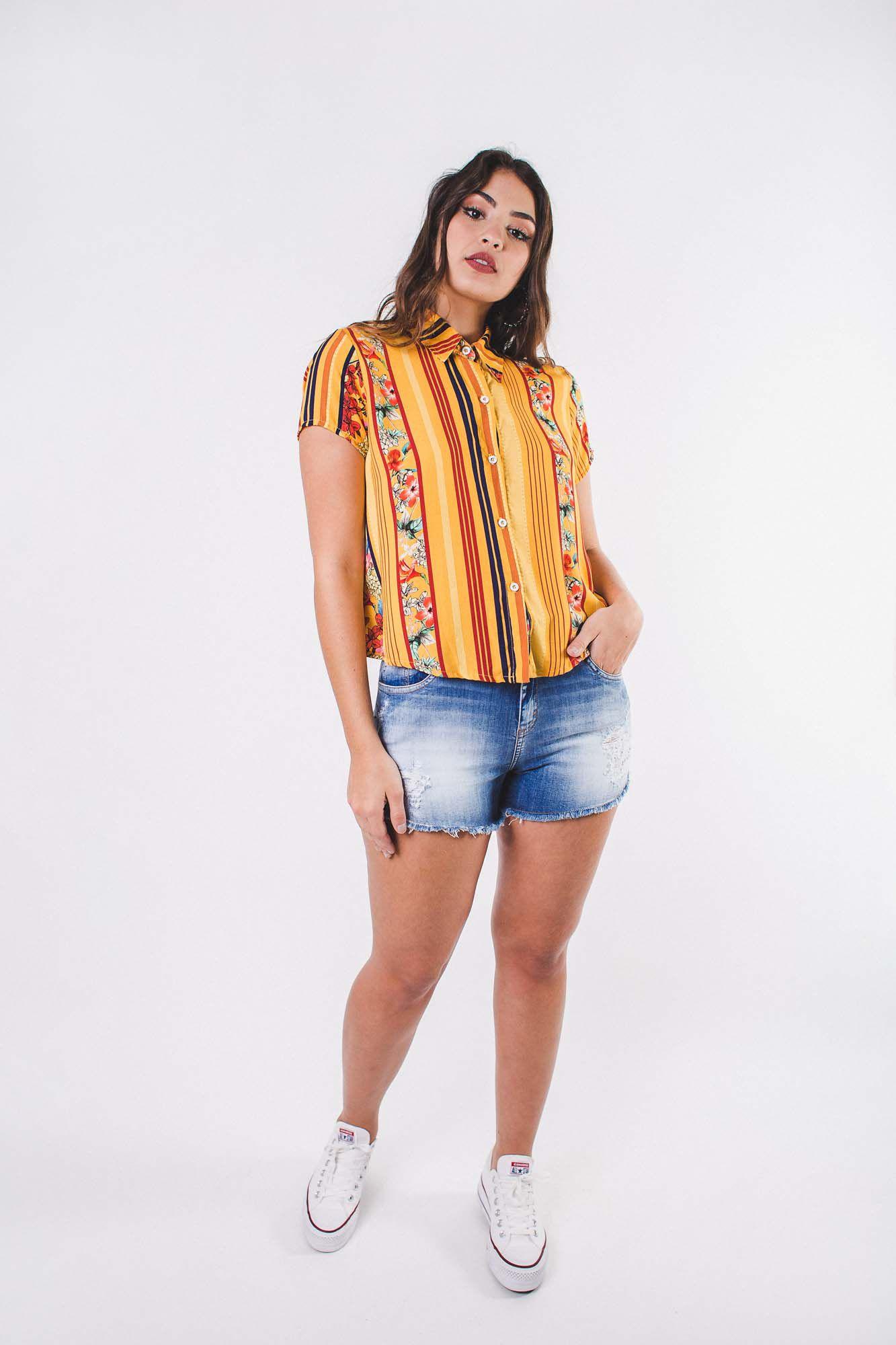 Camisa Punta Cana