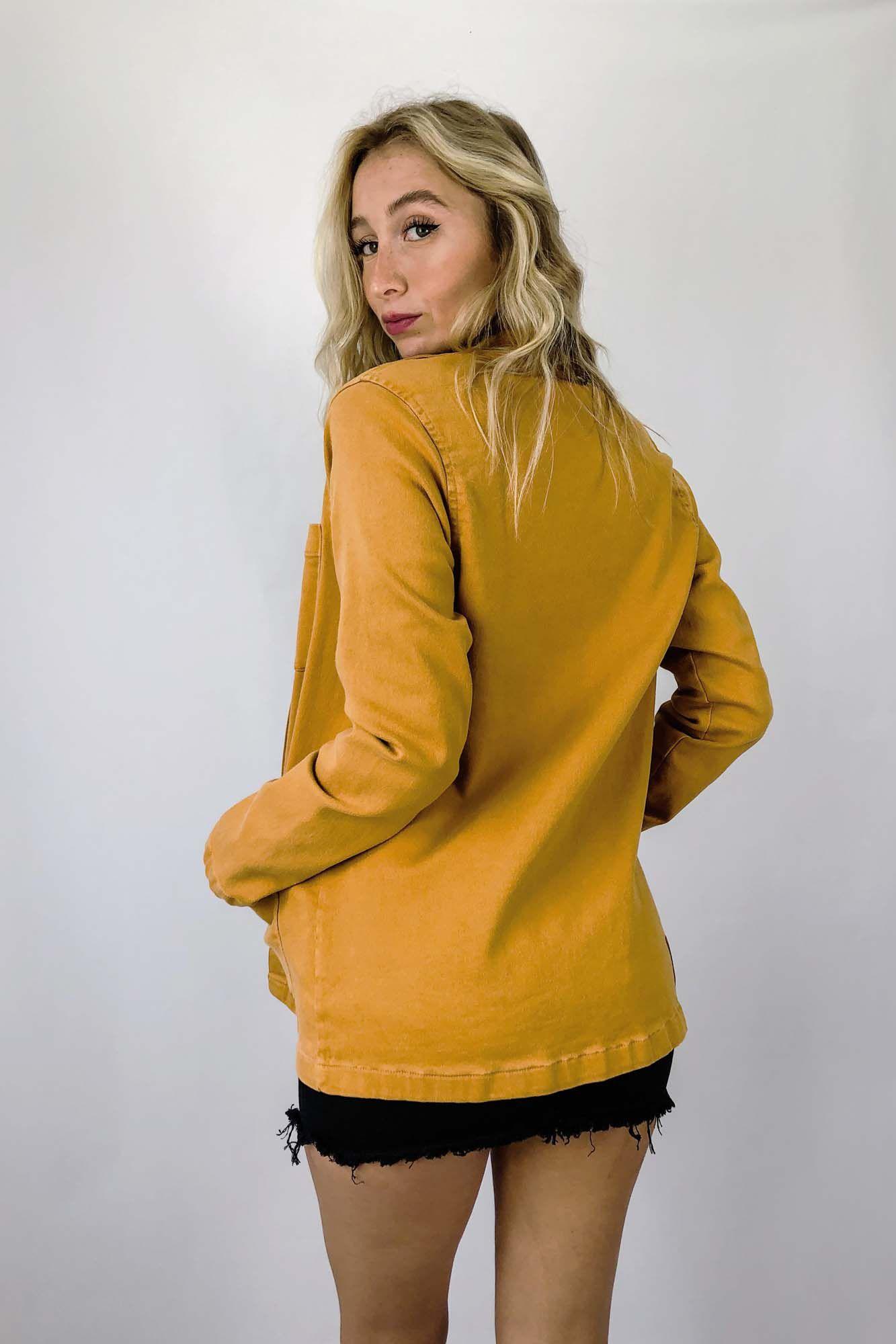 Jaqueta de Sarja Cecília