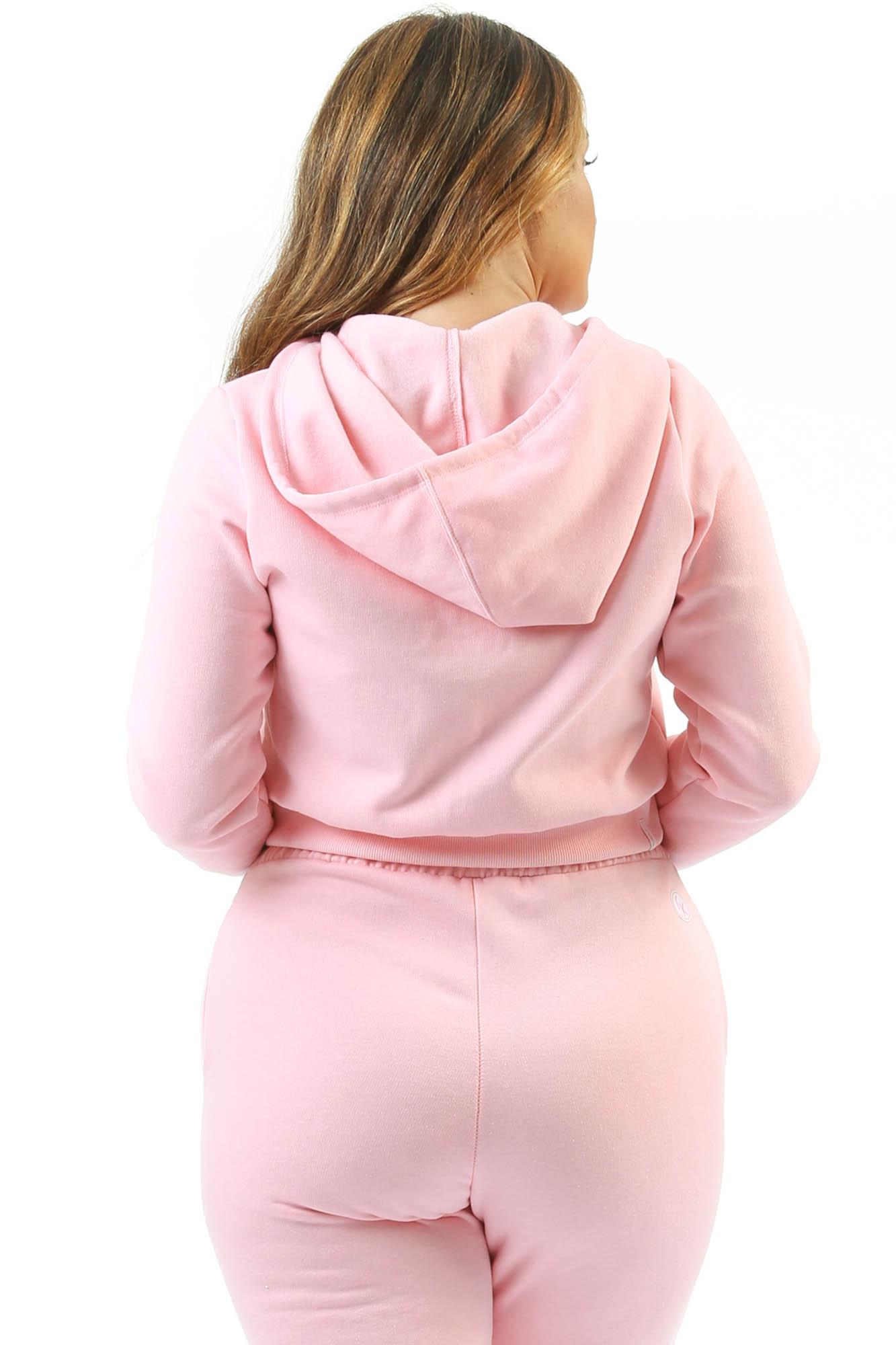 Jaqueta de Moletom Nora Rosa