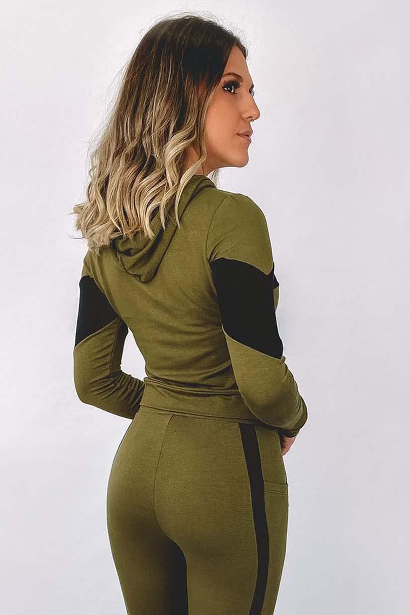 Jaqueta Ellen Militar