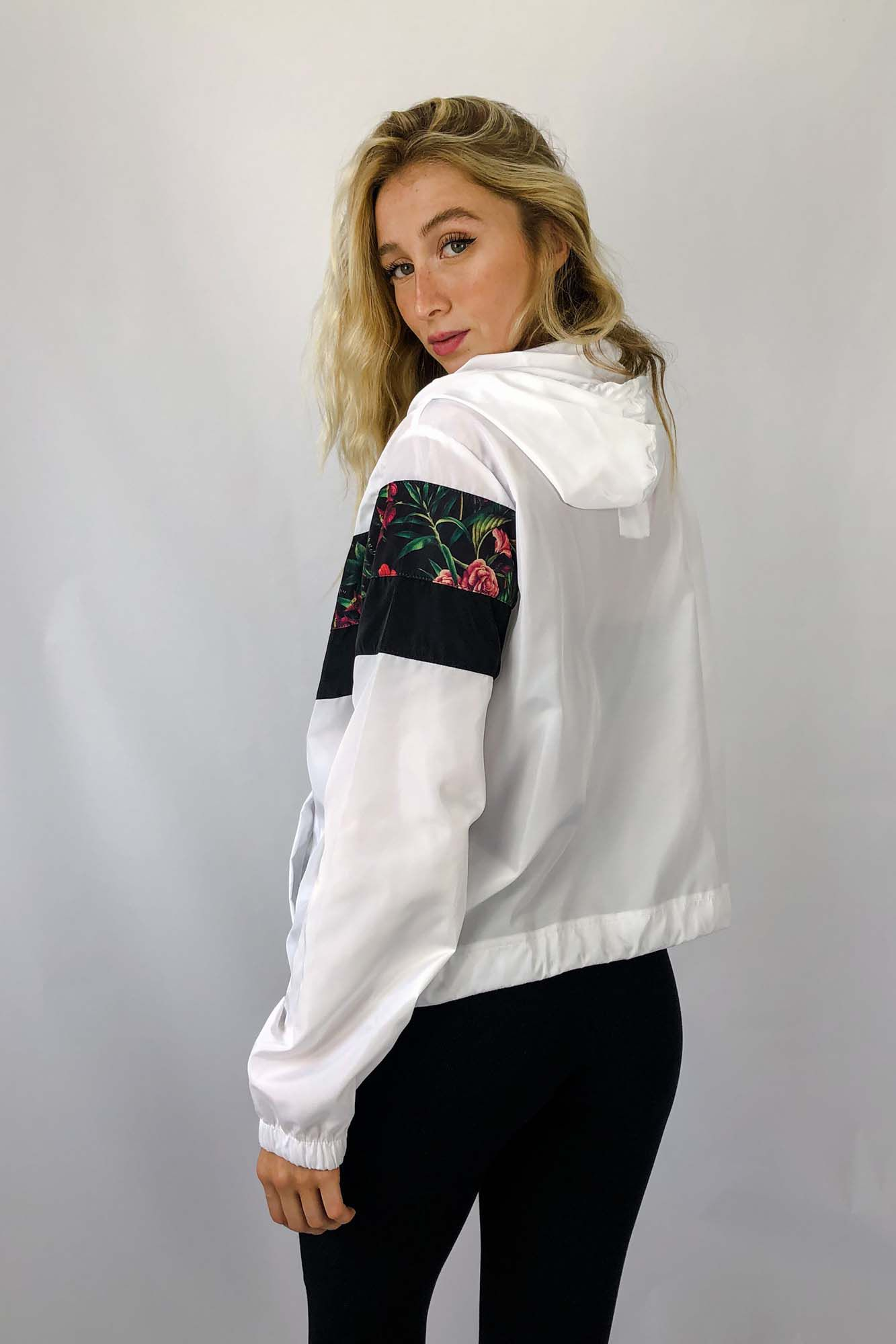 Jaqueta Julia Branca
