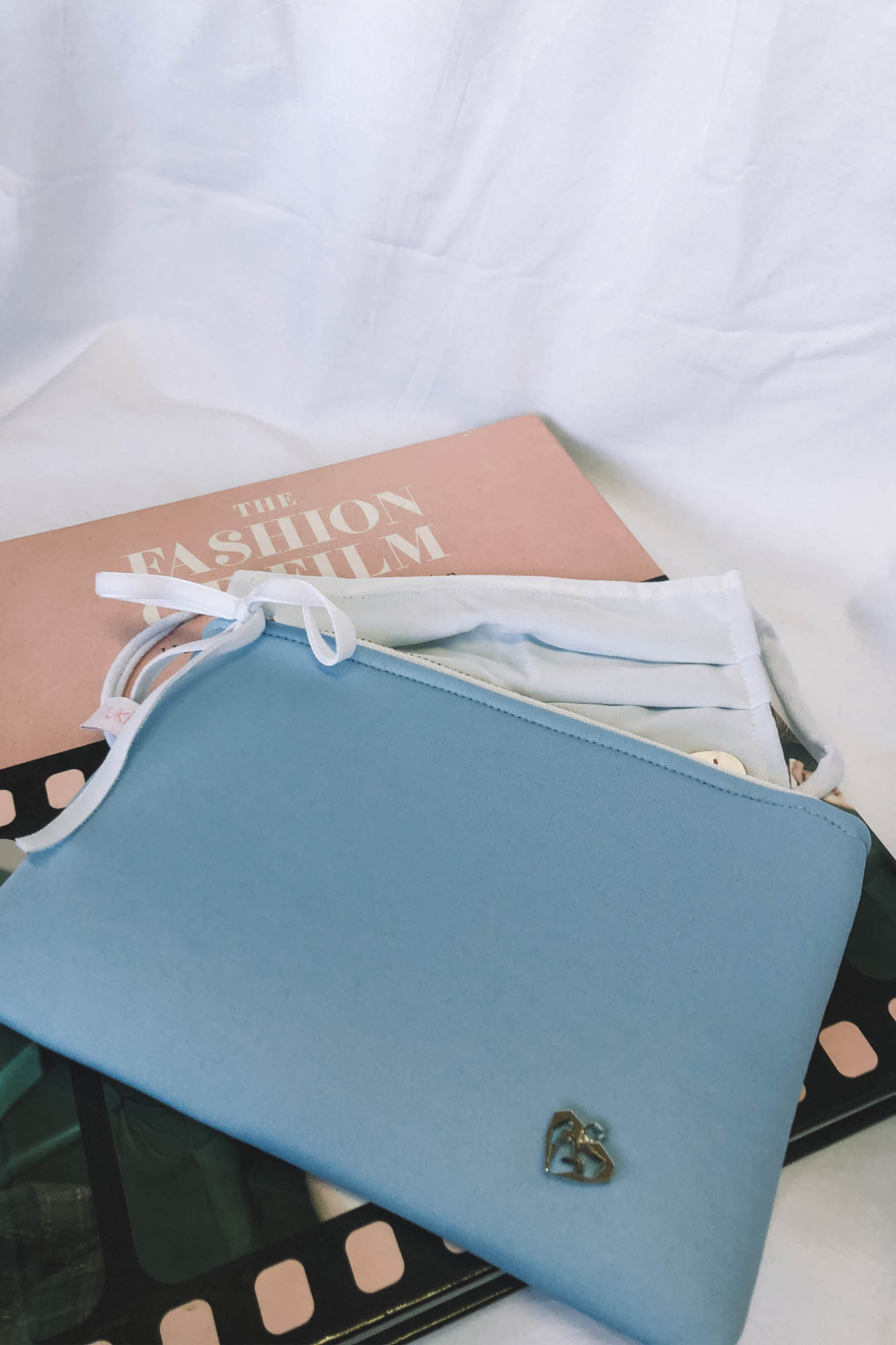 Kit Nécessaire + Máscara Blue