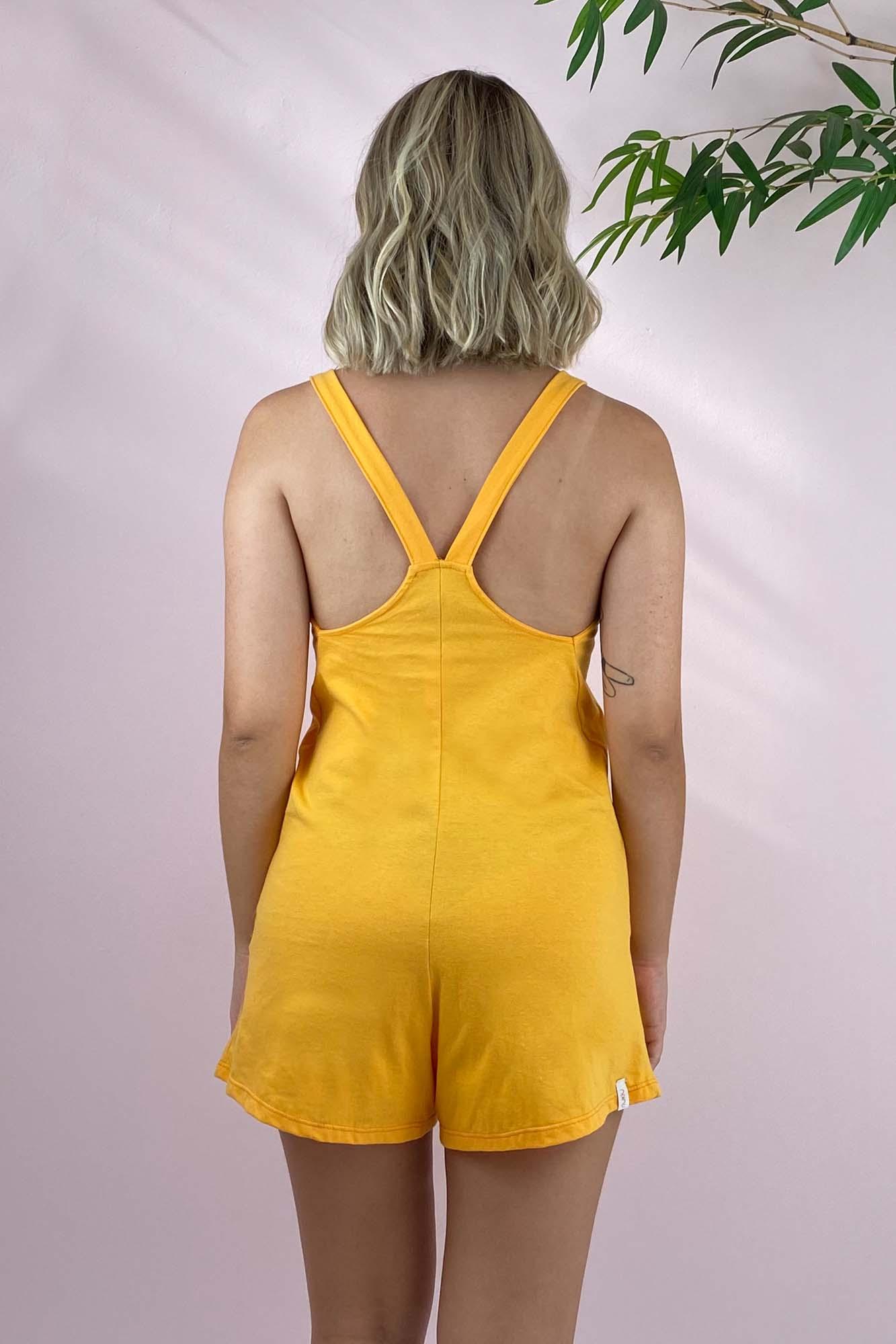 Macaquinho Sunny Amarelo