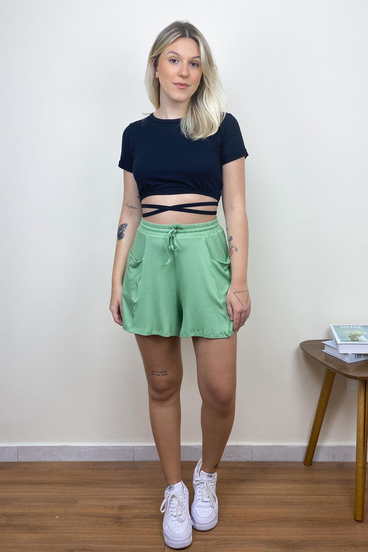 Shorts Bora Bora Verde