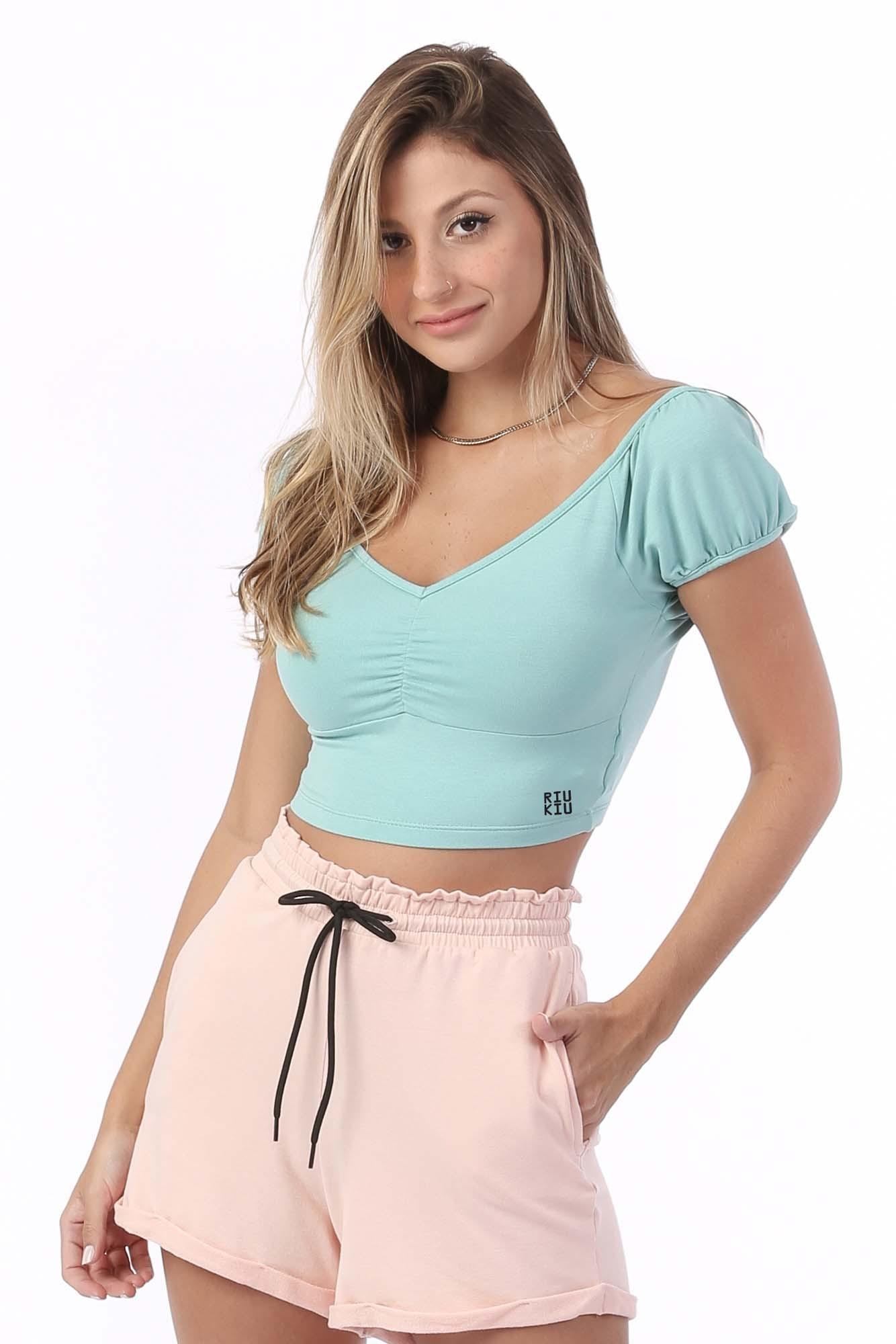 Shorts Ivy Rosa