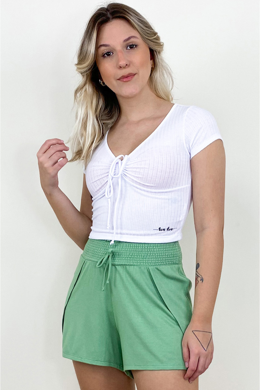 Shorts Lastex Willow