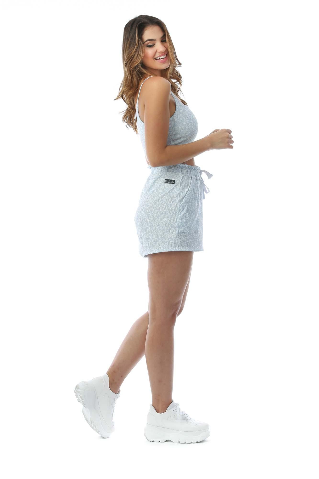 Shorts Lolitta Azul