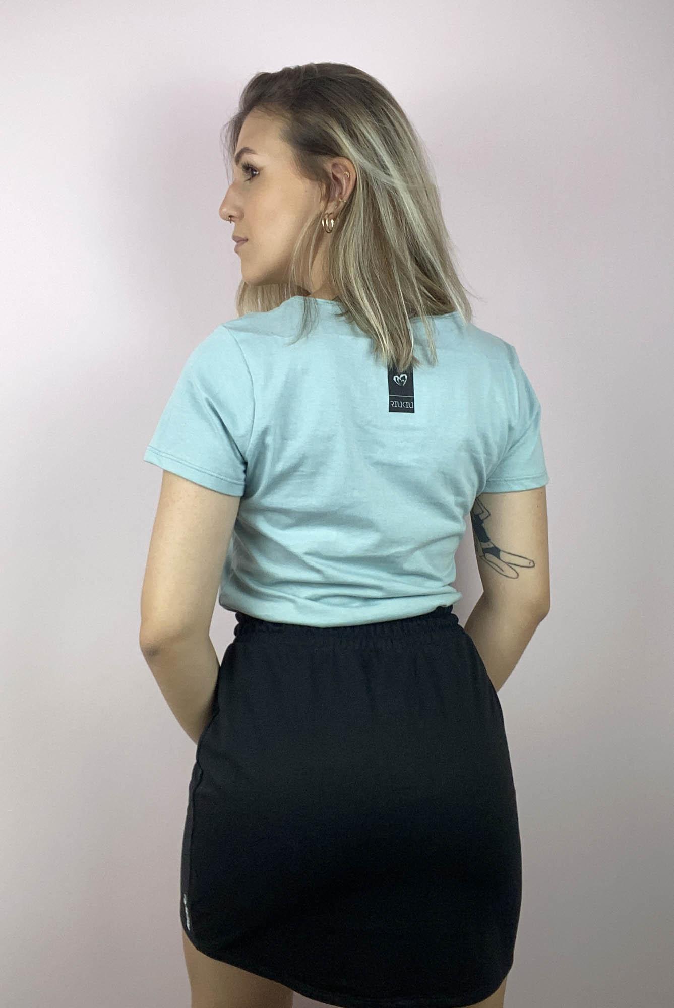 T-shirt Basic Verde Menta