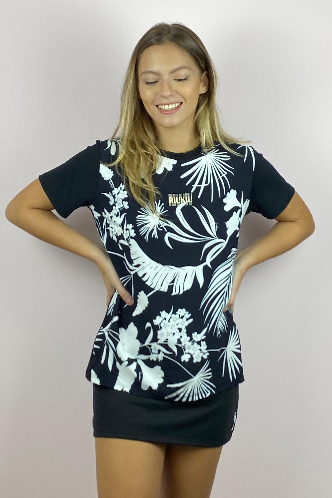 T-shirt Brave Preto