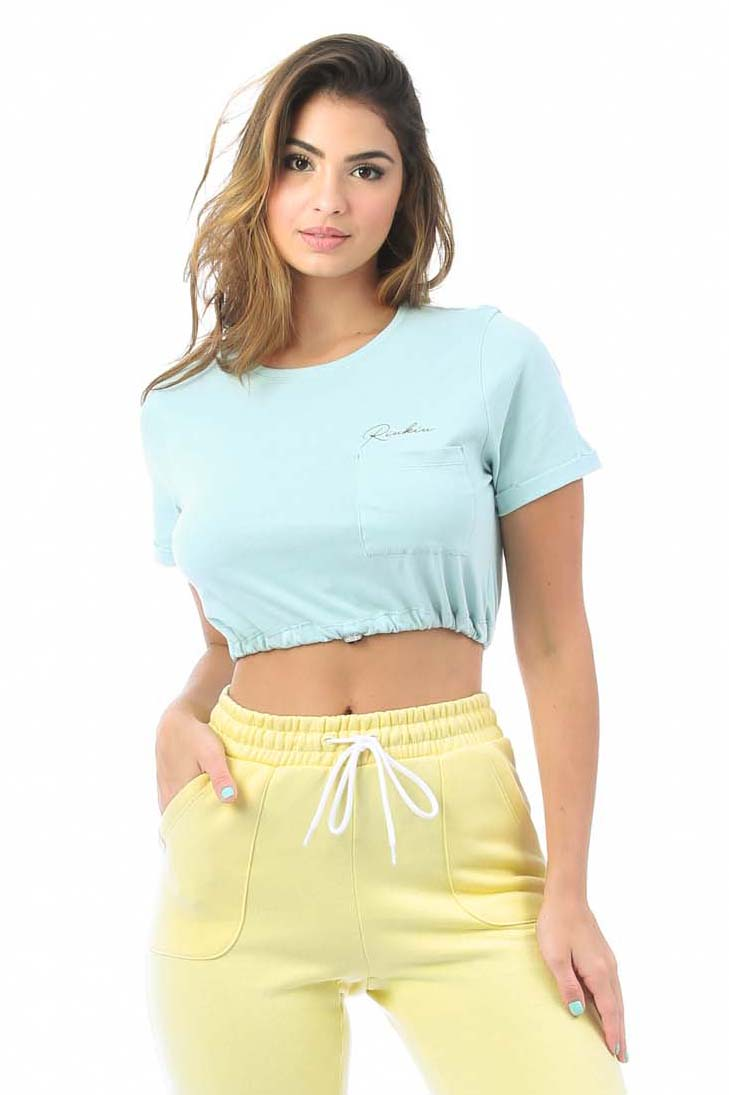 T-shirt Cropped Tamy