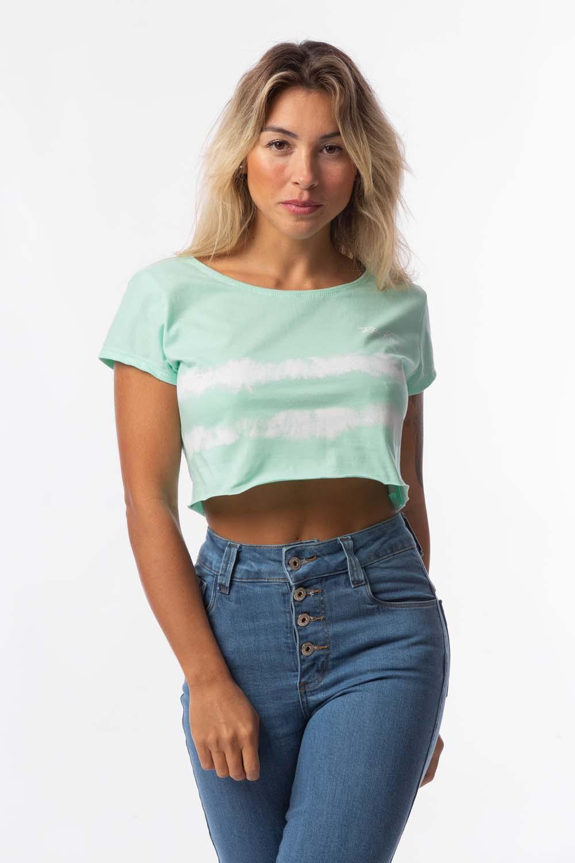 T-shirt Cropped Kim