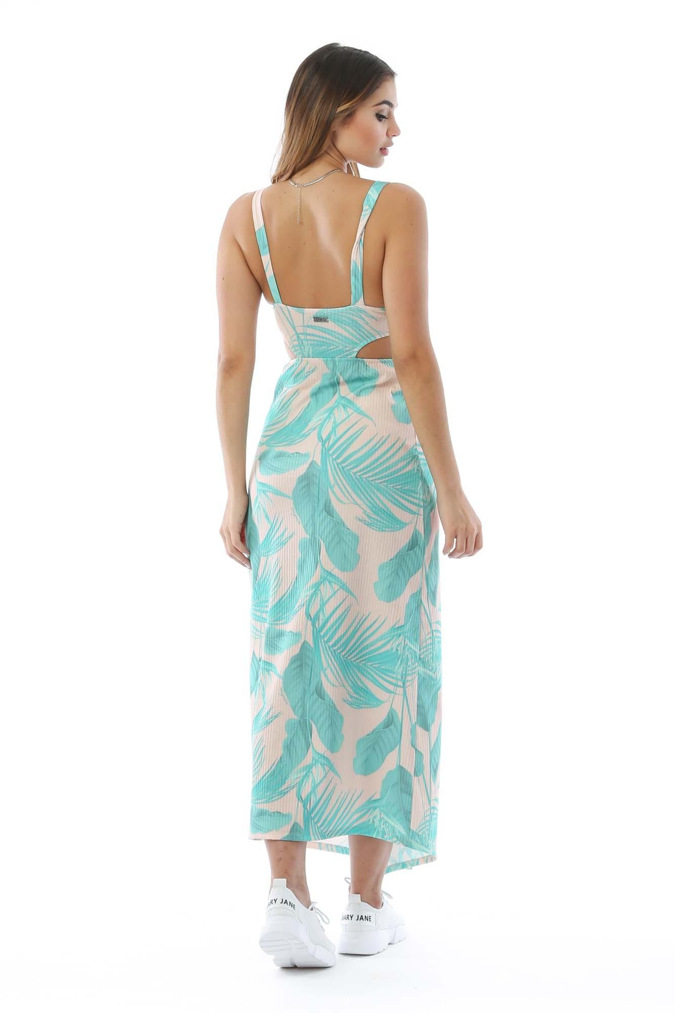 Vestido Breeze Rosa