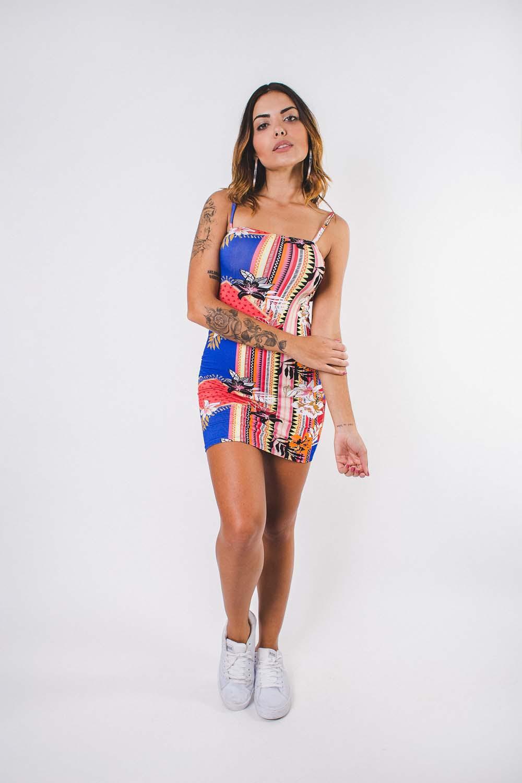 Vestido Cancun