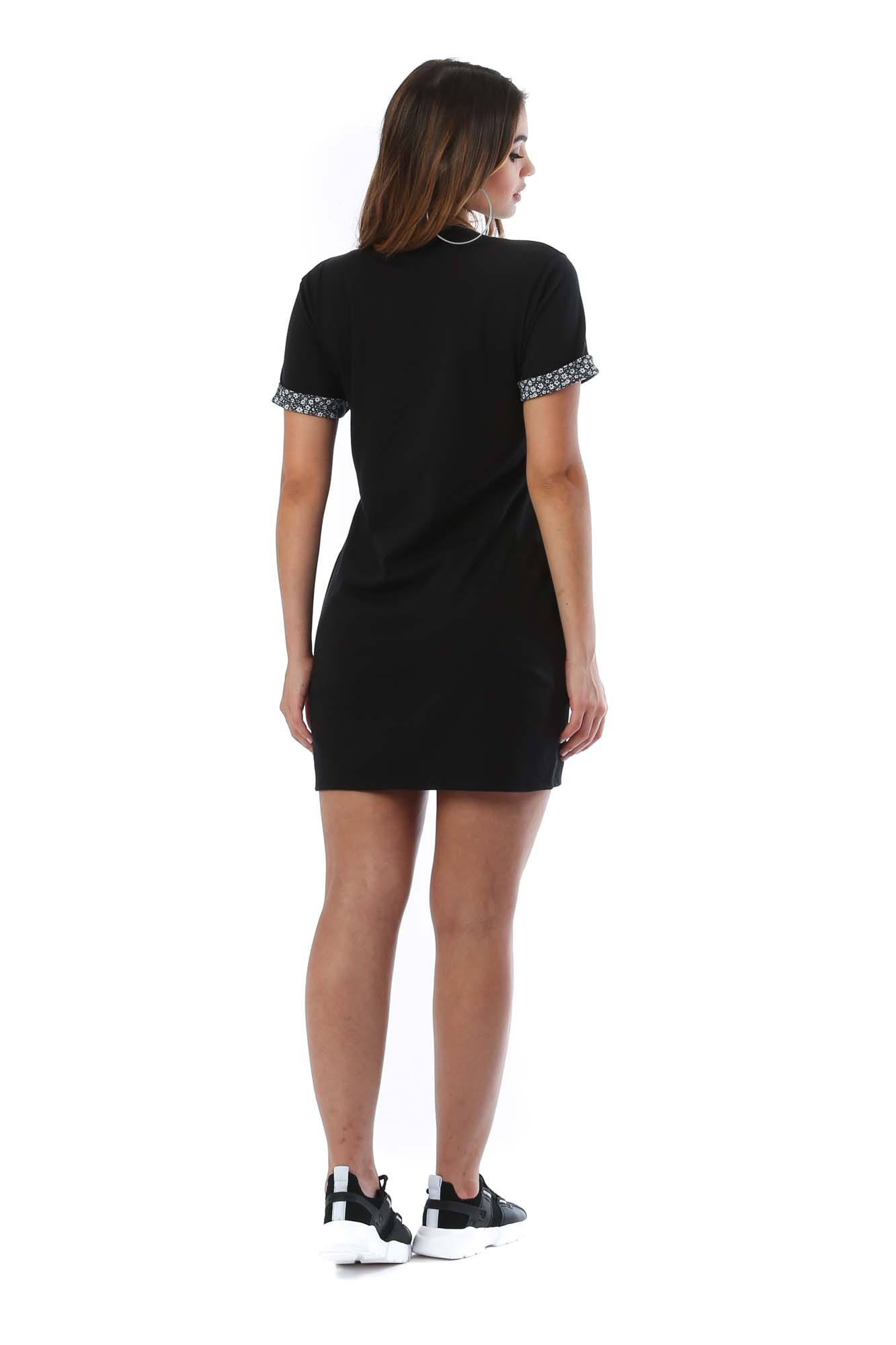 Vestido T-shirt Cice
