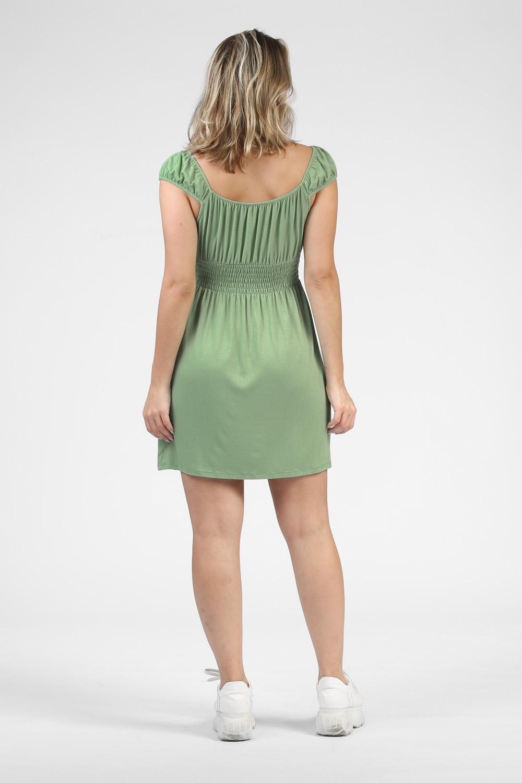 Vestido Ciganinha Verde