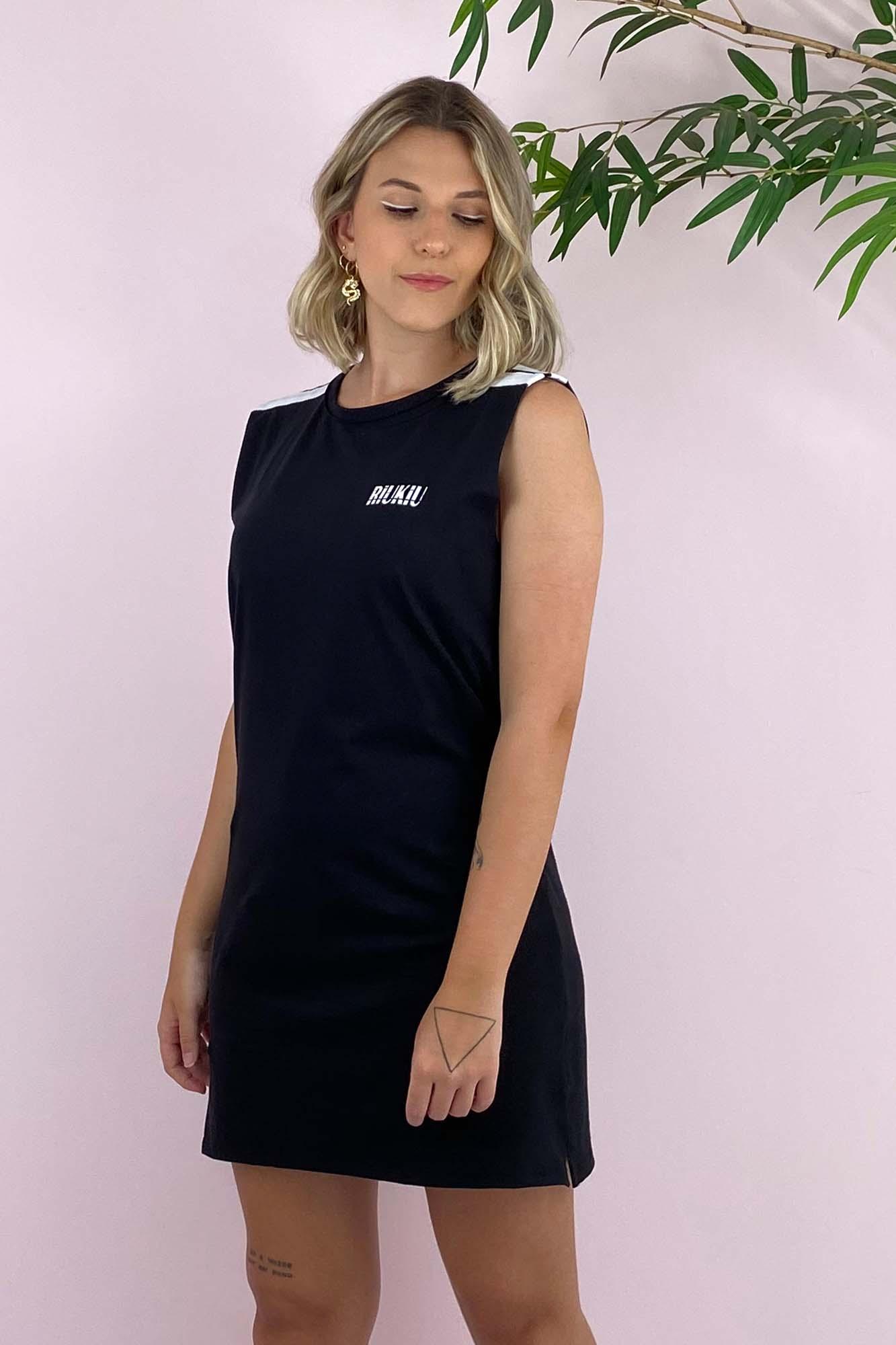 Vestido T-shirt Regata Cindy