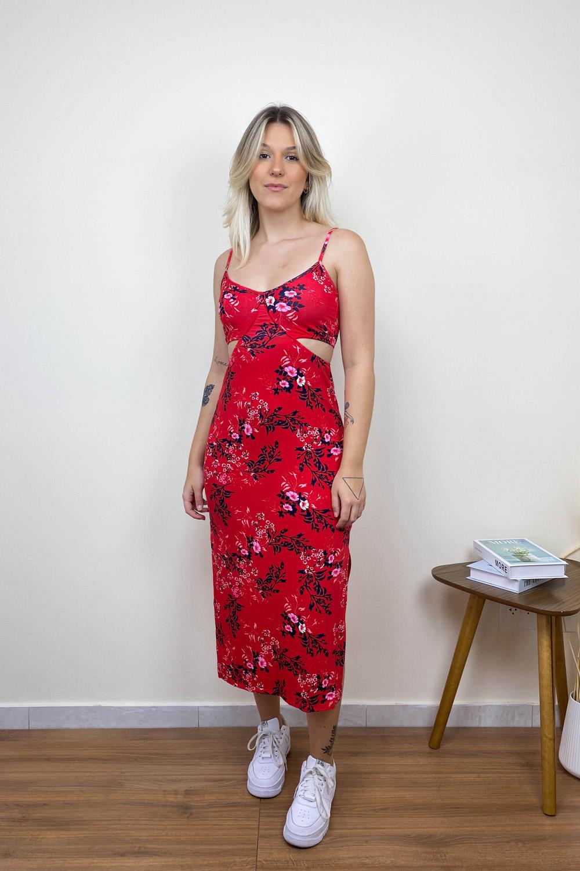 Vestido Deyse Melancia