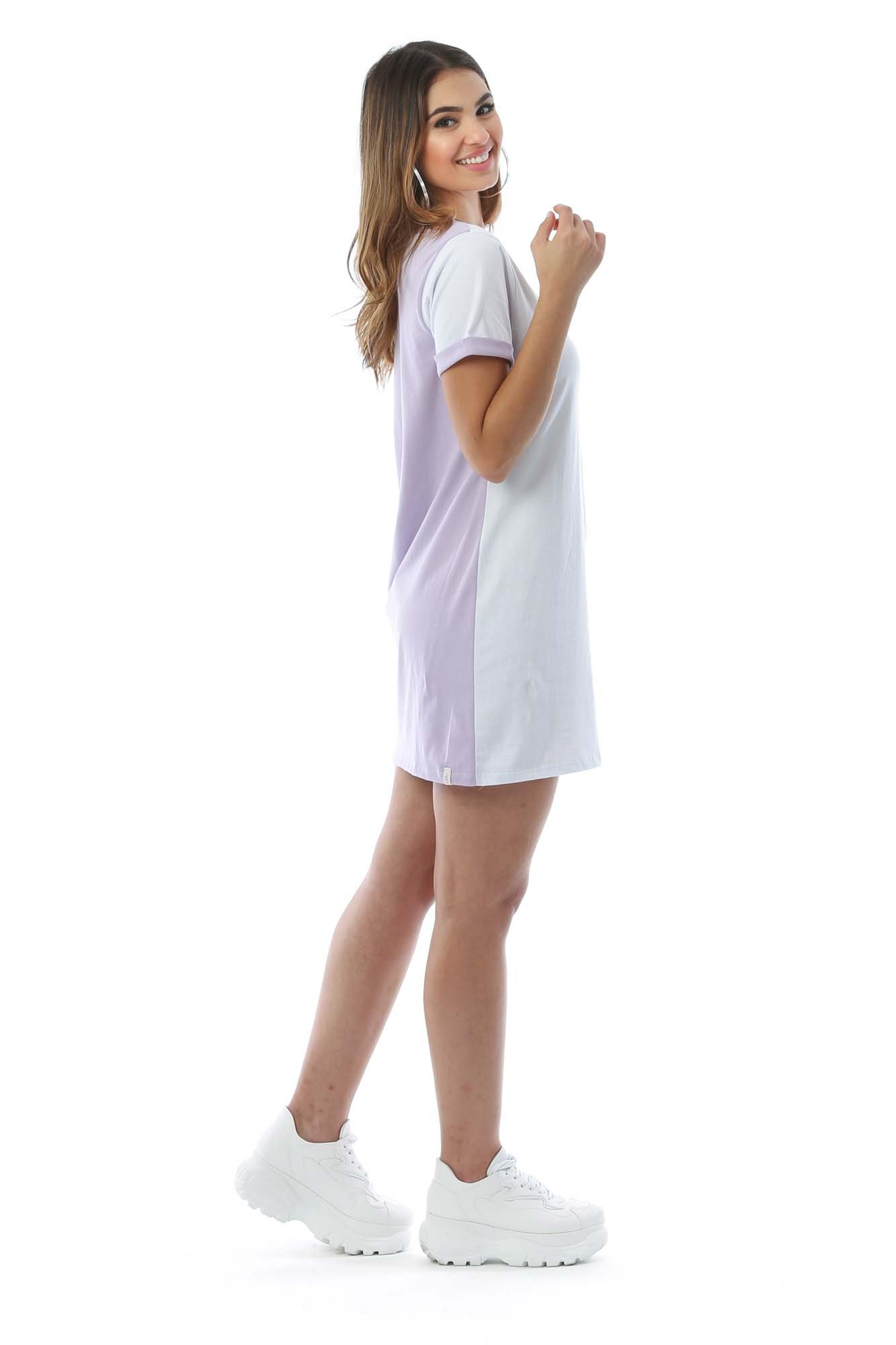 Vestido T-shirt Love