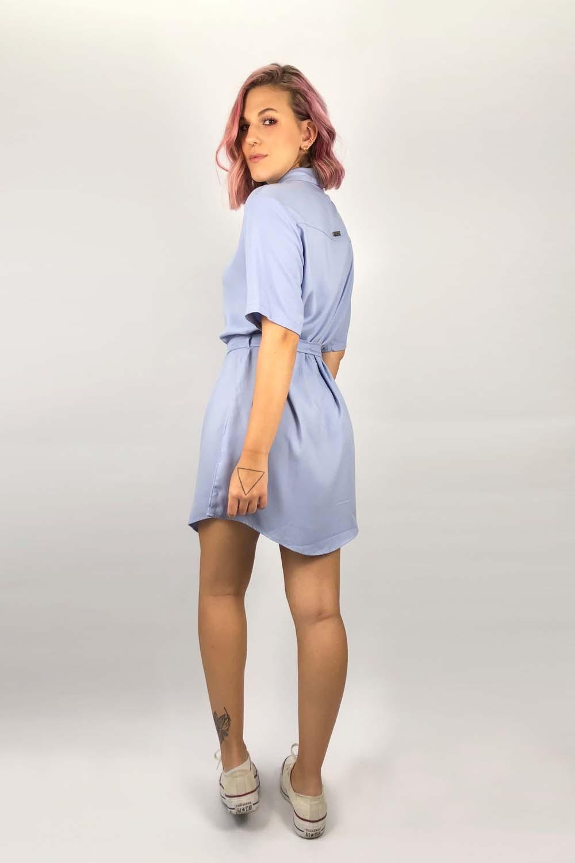 Vestido Maisa Azul