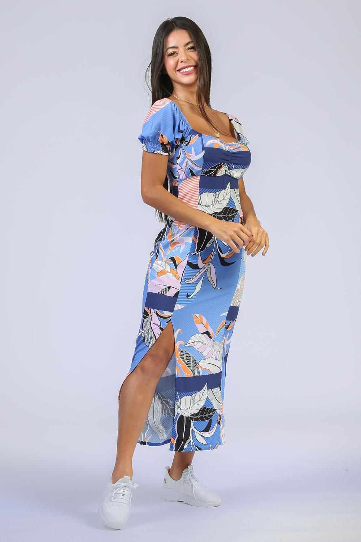 Vestido Midi Agnes