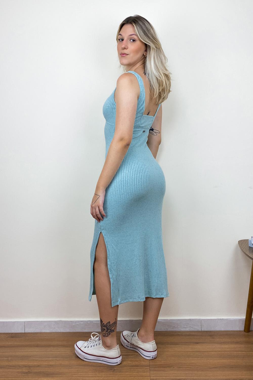 Vestido Midi Leona