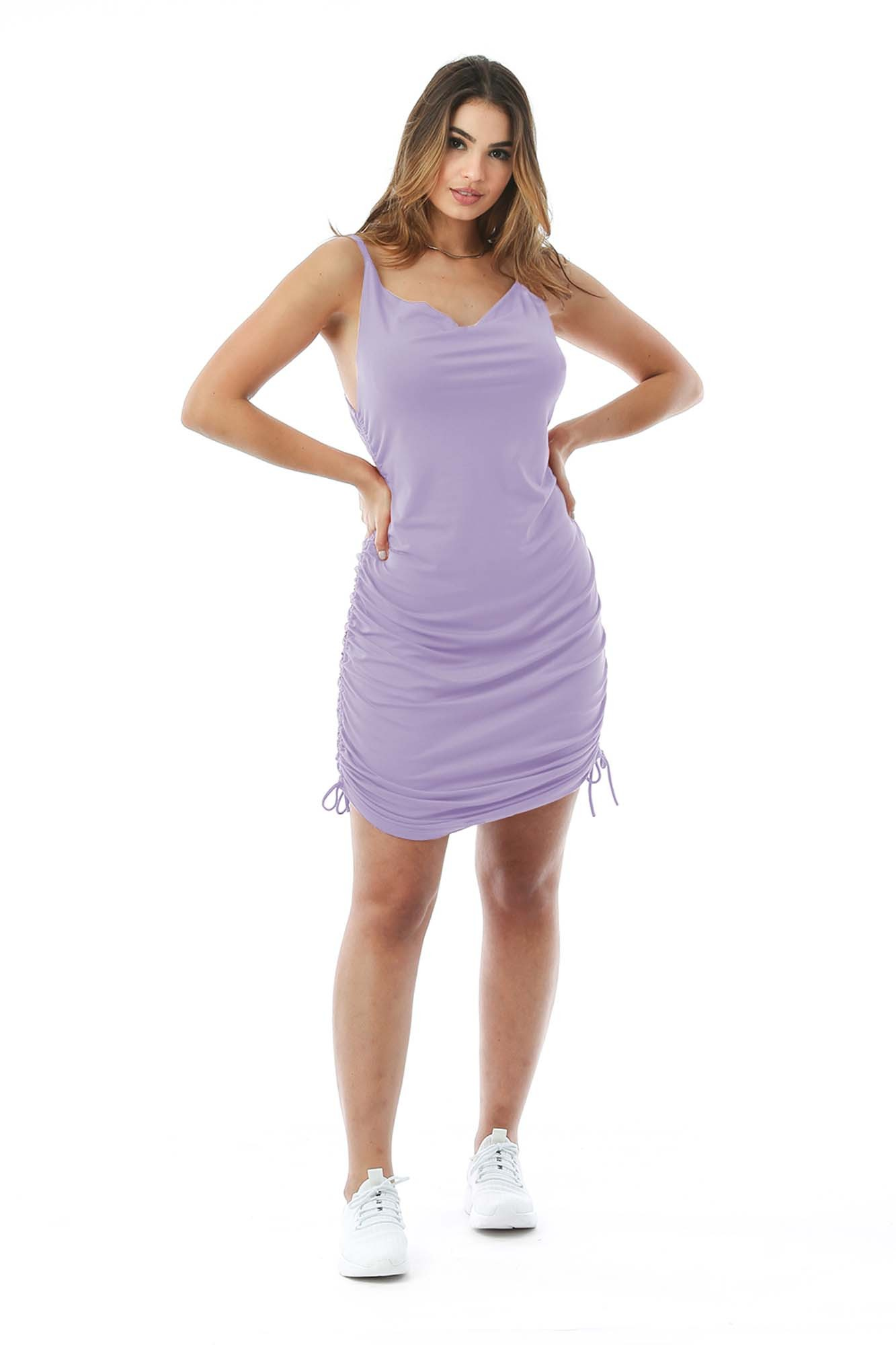 Vestido Slip Dress Noa