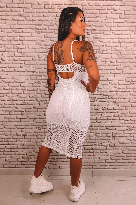 Vestido Portugal Branco