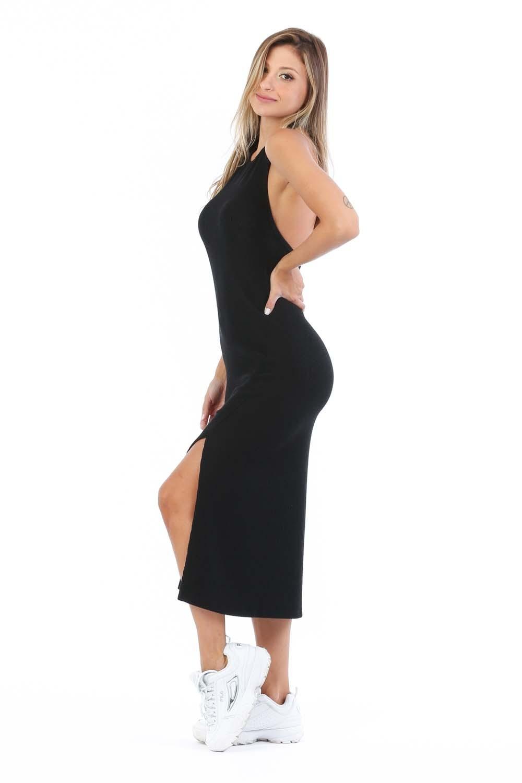 Vestido Simone Preto