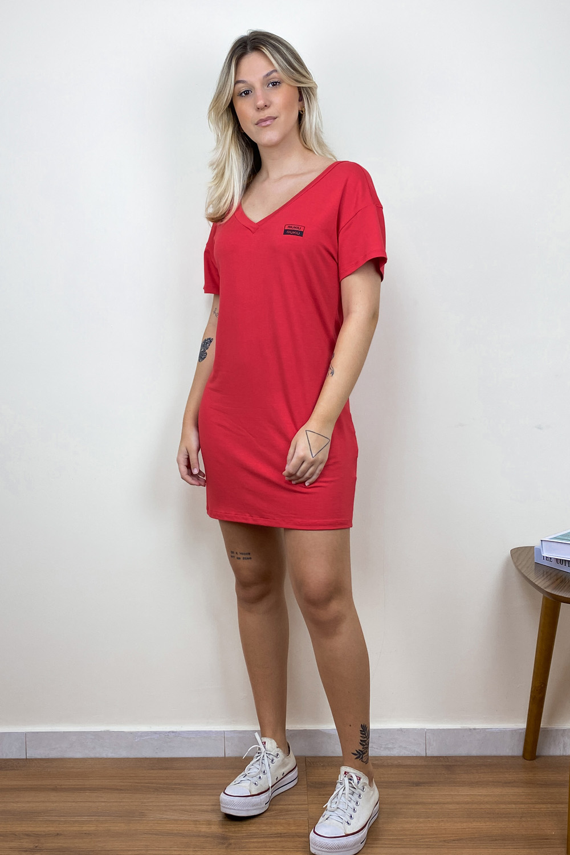 Vestido T-shirt Milena