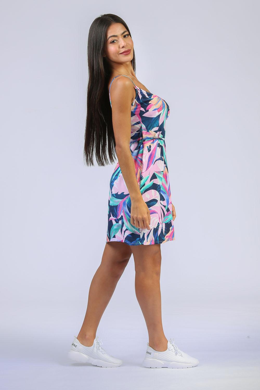 Vestido Transpassado Eloise