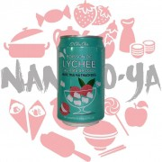 Chin Chin Lychee Juice Drink With Nata De Coco 315ml
