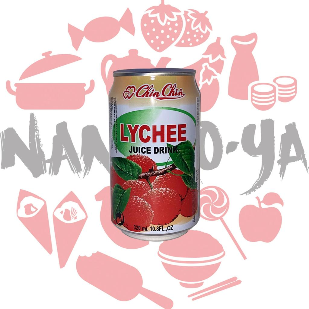 Chin Chin Lychee 320ml