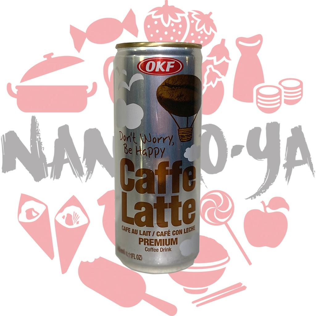 OKF Caffe Latte240ml