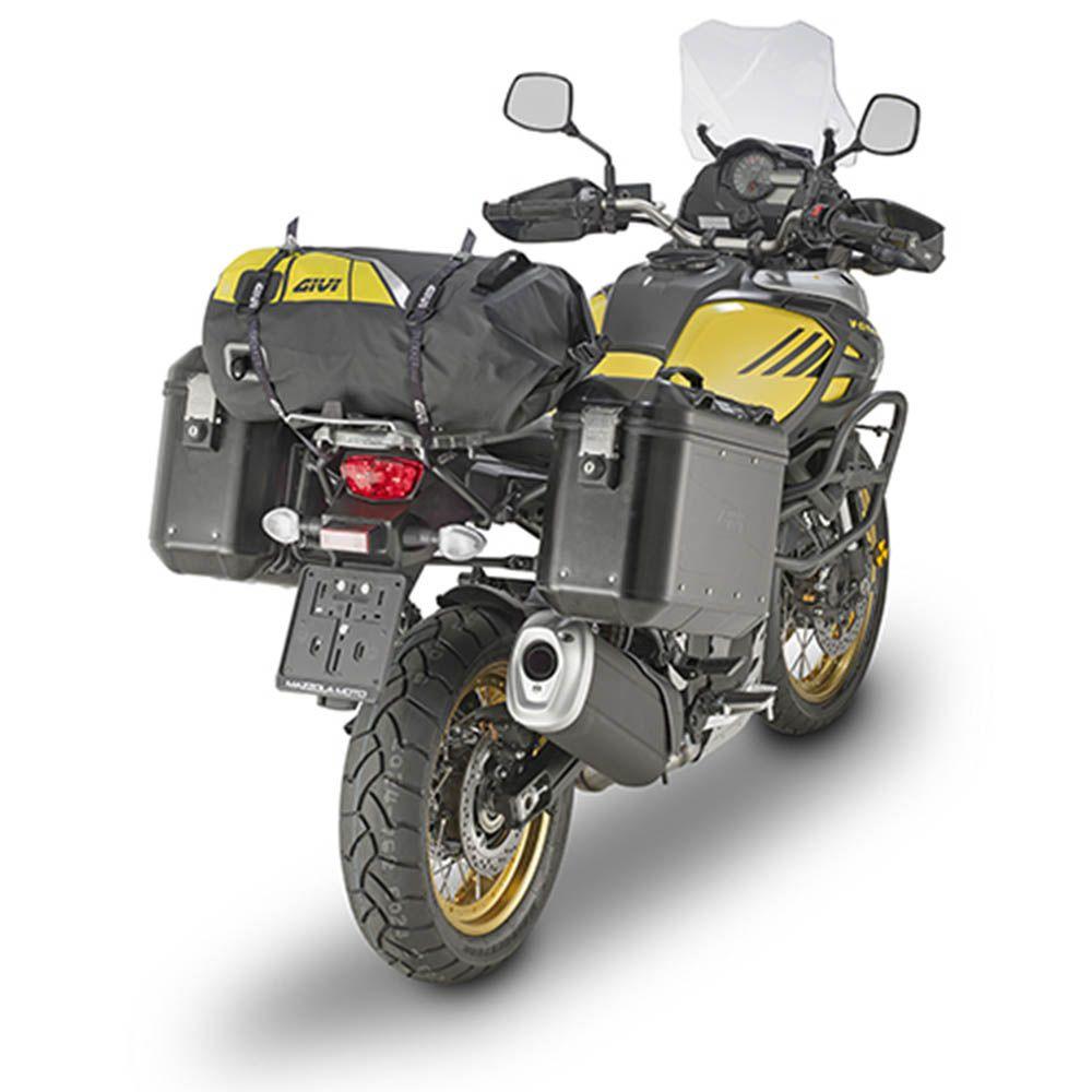 Bolsa cilindrica Impermeável 30L GIVI EA114BY  - Convem Honda