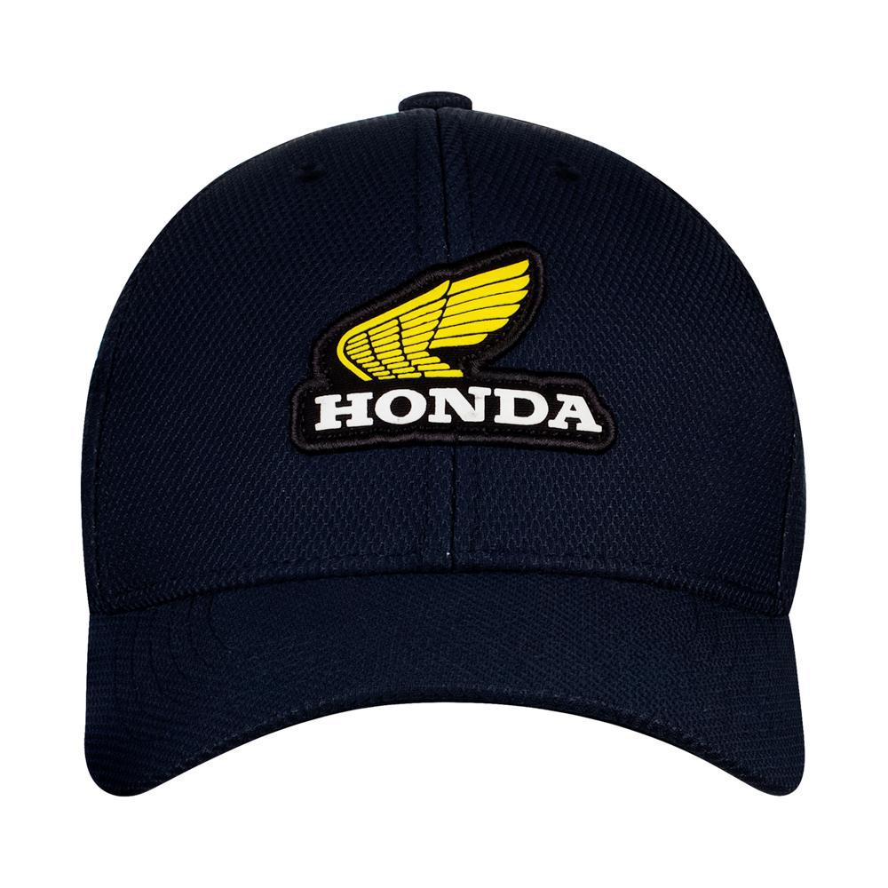 Boné Honda Bordado Azul - Coleção Vintage  - Convem Honda