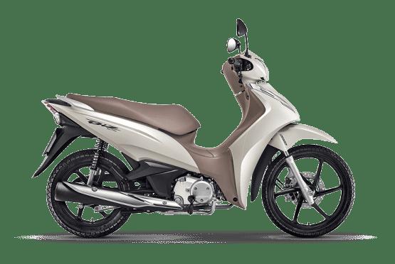 Consórcio Honda Biz 125  - Convem Honda