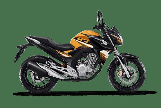 Consórcio Honda CB250F Twister ABS  - Convem Honda