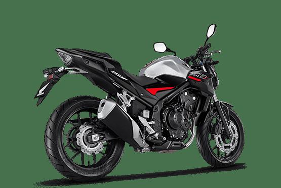 Consórcio Honda CB 500F  - Convem Honda