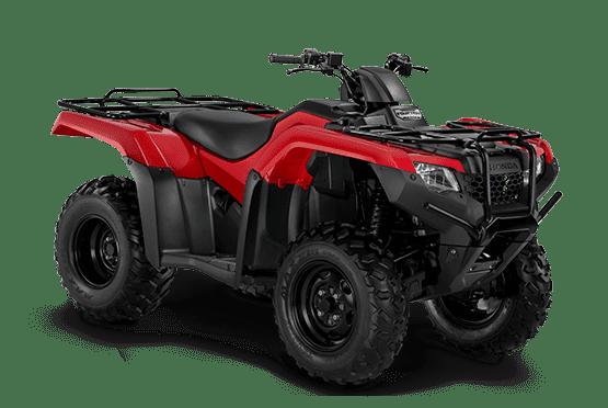 Consórcio Honda TRX420 FM  - Convem Honda