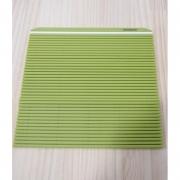 Esteira Plastica Sudare para Sushi  Hasegawa - Verde  M