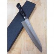 Faca japonesa do chef gyuto MIURA Blue steel tam:20cm