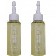 Kit 2 unidades  Oleo de Camelia para Facas  - Tsubaki 100ml - Japan