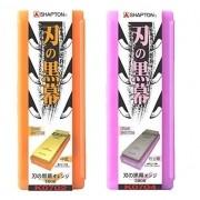 Kit Pedra Afiar Amolar Shapton 1000 e  5000 Splash and Go