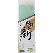 Pedra para Afiar e Amolar Naniwa Arata#400- Japão