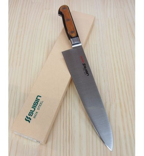 Faca do Chef Gyuto Suisin Inox -21cm Japao
