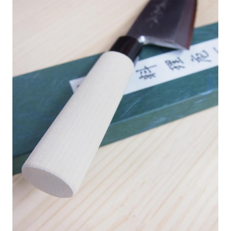Faca Deba Destro Yoshihiro Aço Carbono Shirogami -15cm