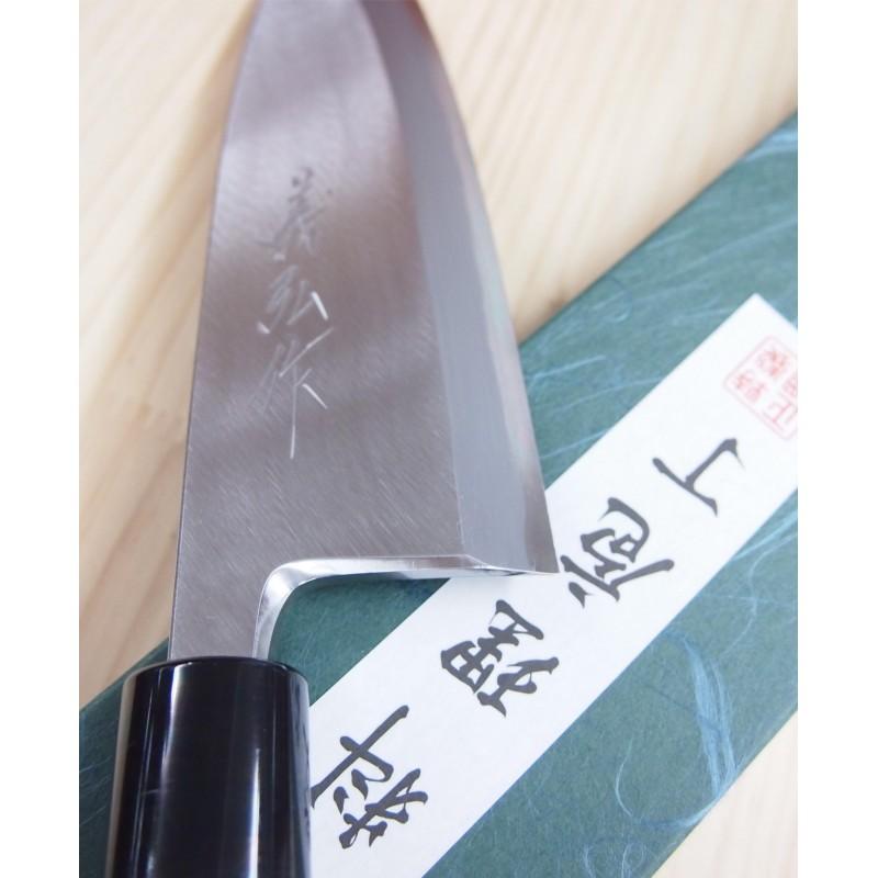 Faca Deba Destro Yoshihiro  - 16.5cm Japao
