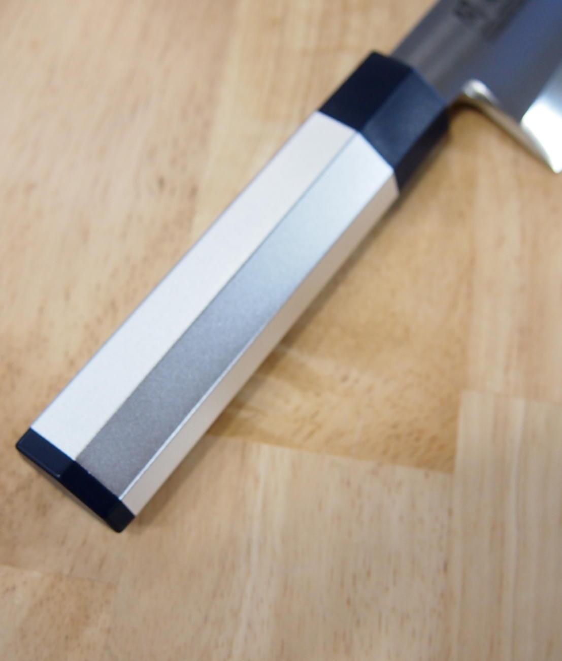 Faca Deba Seki Kanetsugu Destro Aço Inox -16,5cm Japão