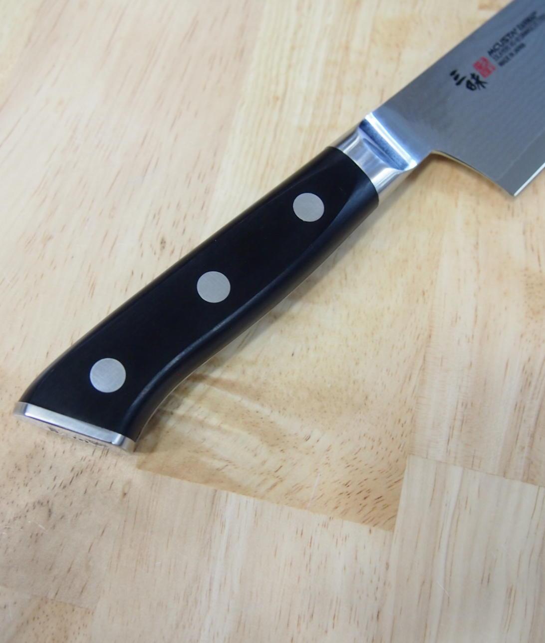 Faca do Chefe Gyuto Zanmai  Classic Black - 21cm Japão